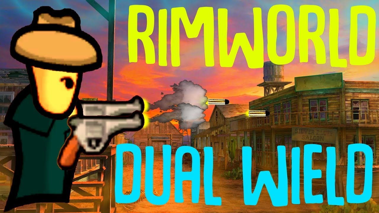 Dual Wielding! Rimworld Mod Showcase