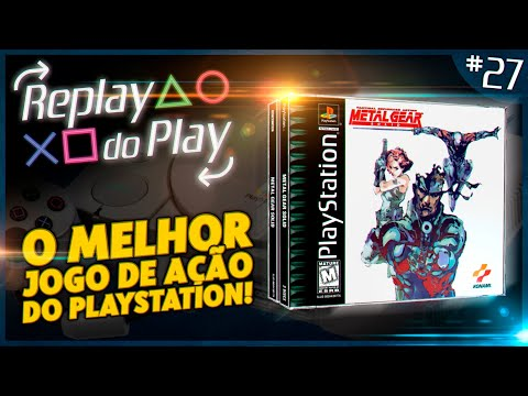 Metal Gear Solid | Replay do Play #27