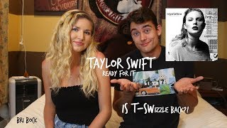 Taylor Swift - ...READY FOR IT (Audio) | Reaction