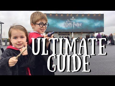 Harry Potter Studio Tour ULTIMATE Secrets, Tips & Tricks!