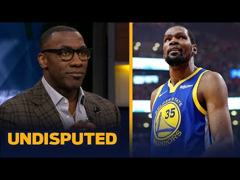 'KD owes me an apology' for being right about why he left Golden State  Shannon | NBA | UNDISPUTED