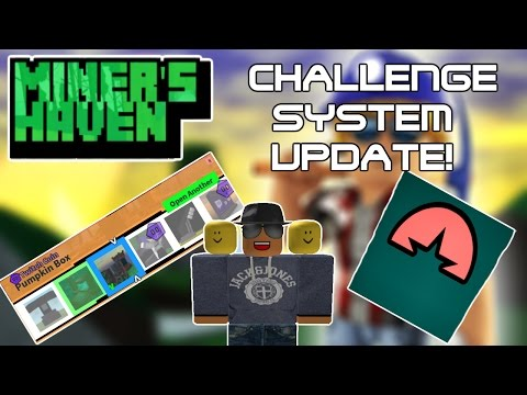 Miners Haven: Challenge system update [Idea by Lazer1785]