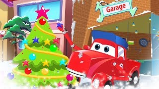 The Runaway Christmas Tree | Supercar Royce Cartoons | Videos for Toddlers