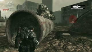 Gears of War Videoguida Italiana - Proporzioni giurassiche (Cap. 5 Esclusivo PC) - Atto 5: Disperazione - Gears of War