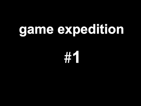 Game Expedition #1: Roleplaying Games