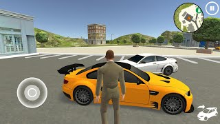 Driving School 3D 2018 - New Simulator 2018 Bmw M3 School  Android Game Play #32