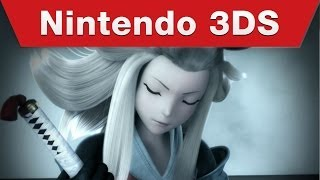 Nintendo 3DS - Bravely Default - Adventure Trailer