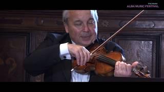 Alba Music Festival 2020 – Giuseppe Nova flute, Glauco Bertagnin String Trio