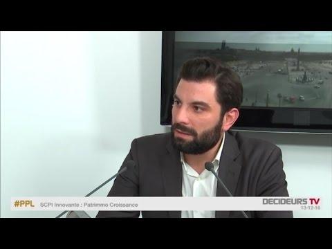SCPI Innovante : Patrimmo Croissance