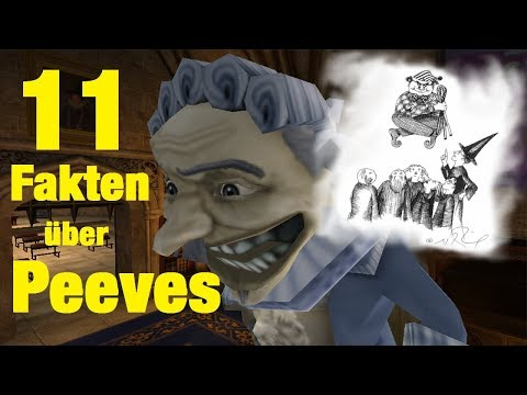 11 FAKTEN über PEEVES 👻