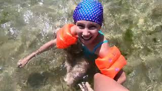Путешествие в Крым. Море солнце пляж. 3 серия / Видео