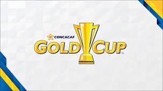 Calendario de la Copa Oro 2017