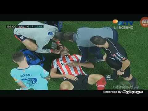 Atletico bilbao vs Barcelona FC ( 0-2) Full Match - YouTube