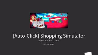 Secret bowling alley| Roblox Shopping simulator