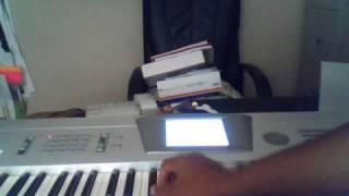Boondocks ending flute part on piano (Tutorial)
