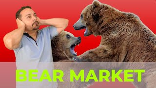 Is The Bear Market Back For Stocks?