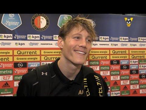 Weghorst: ''Van Persie zei dat ik erbij zou zitten - VOETBAL INSIDE
