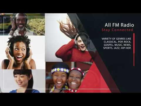 All FM Radio : Free Online FM Radio Listening App For Your Android Phone.