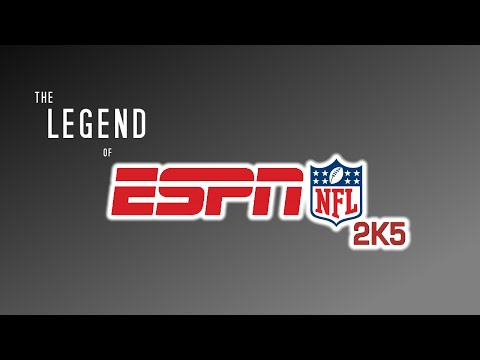 The Legend Of NFL 2K5