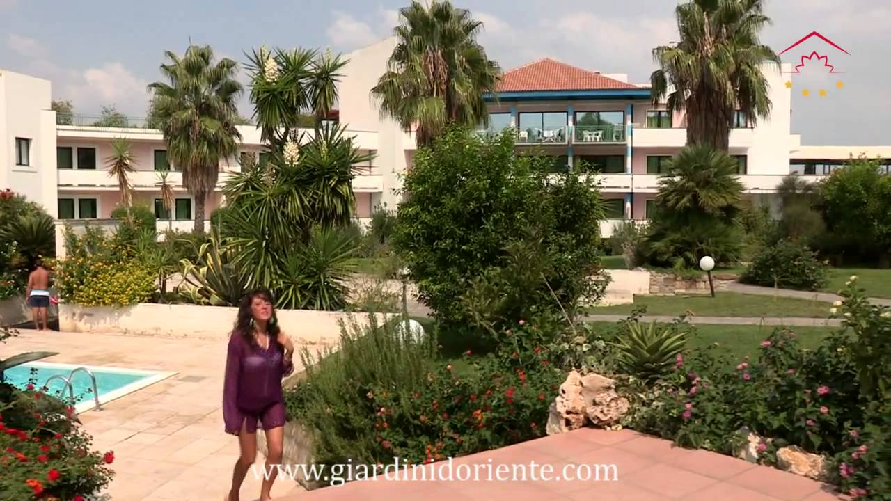 Giardini d 39 oriente marina di nova siri basilicata emotional version youtube - Hotel villaggio giardini d oriente ...