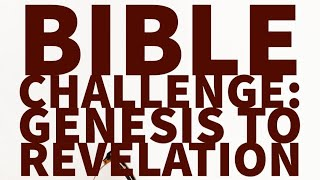 "Bible Study | The Bible Challenge | Week 8 - ""Tarrying"""