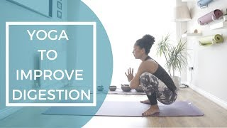 Yoga To Improve Digestion  |  Nicole Windle Yoga