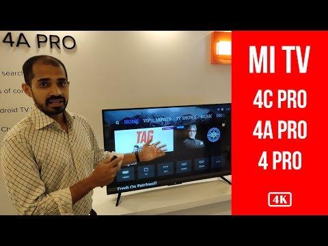 Mi Smart TV 4C Pro 32 at Rs 12499
