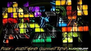 Part #4 Audiosurf: Polica - Violent Games (Illuminant Remix) [Download] [HD/HQ]