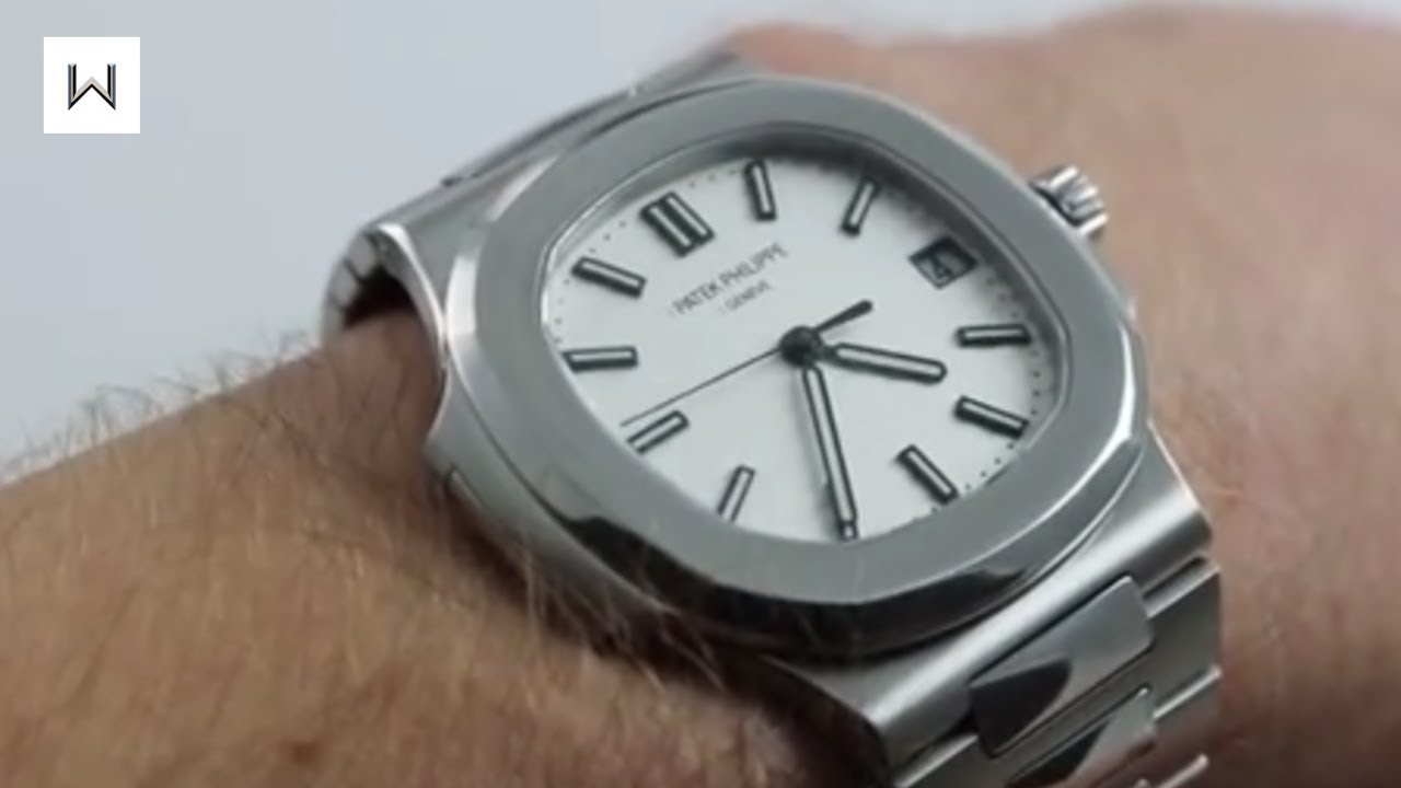 Patek Philippe Nautilus 5711/1A-011 Luxury Watch Review ...