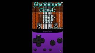 Shadowgate Classic Pt 1