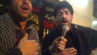 Anjuman e Dar-e-Zainab Skardu,Balti Noha  khawn Yaqoob & Iqbal,in Islamabad  part 6