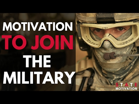 Motivation To Join The Military ► Motivational Video 2017