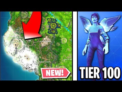 Fortnite Season 7 Leaks - Fortnite Season 7 Battle Pass, Map, Trailer & MORE! (Season 7 Fortnite)