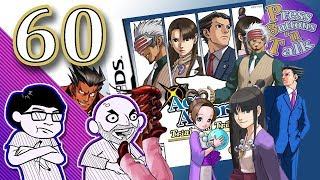 Phoenix Wright: Trials and Tribulations, Ep. 60: The Normal Express - Press Buttons