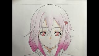 How to draw Inori (Guilty Crown)