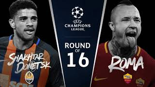 Download Video BABAK 16 BESAR LEG 1 DARI 2 : SHAKHTAR DONETSK VS AS ROMA 22/02/2018 MP3 3GP MP4