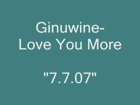 Ginuwine-Love You More