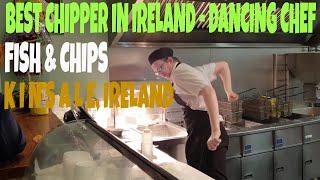 Best chipper in Ireland dance