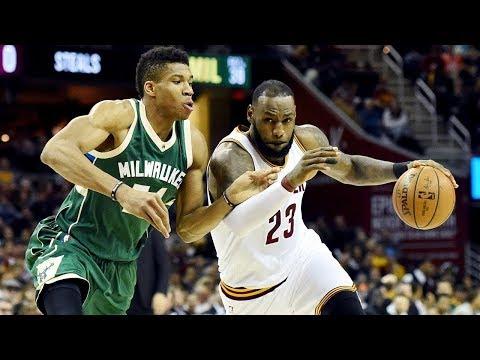 Cleveland Cavaliers vs. Milwaukee Bucks! LeBron James   News calls Lonzo Ball a Bust? - NBA