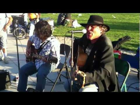 """House of The Rising Sun"" - Peter Damian w/ David Martinez in Venice, California"