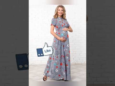 HOMLADORLAR UCHUN KOYLAKLAR.      Платья для беременных.  2020
