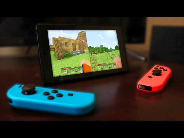 MINECRAFT SWITCH EDITION MULTIPLAYER