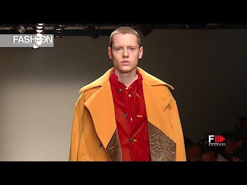 BED J.W. FORD Fall 2019 2020 Menswear Milan - Fashion Channel