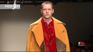 BED J.W. FORD Fall 2019 2020 Milan - Fashion Channel