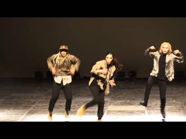 [Street Dance] NAVY MELTING SLIDE @Dance Inside Vol 5