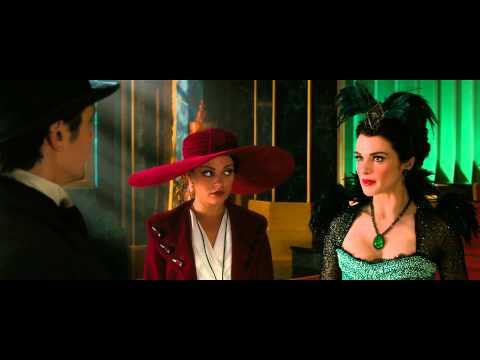 Il Grande E Potente Oz -- Nuovo Trailer Ufficiale Italiano   HD