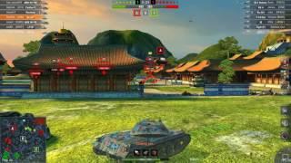 WoT Blitz || RU-251 - 5300+ DMG