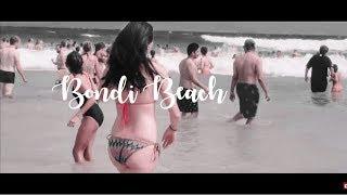 Beach girls Bondi