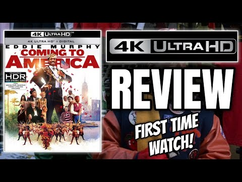 Download COMING TO AMERICA(1988) 4K MOVIE REVIEW - First Time Watch!