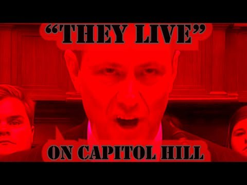 """""""They Live"""" On Capitol Hill"""